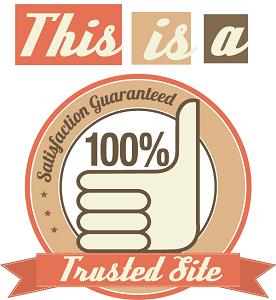 SiteJabber Trusted Site