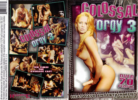 Colossal Orgy 3 (1994)  - Vintage Movie [Watch Online]