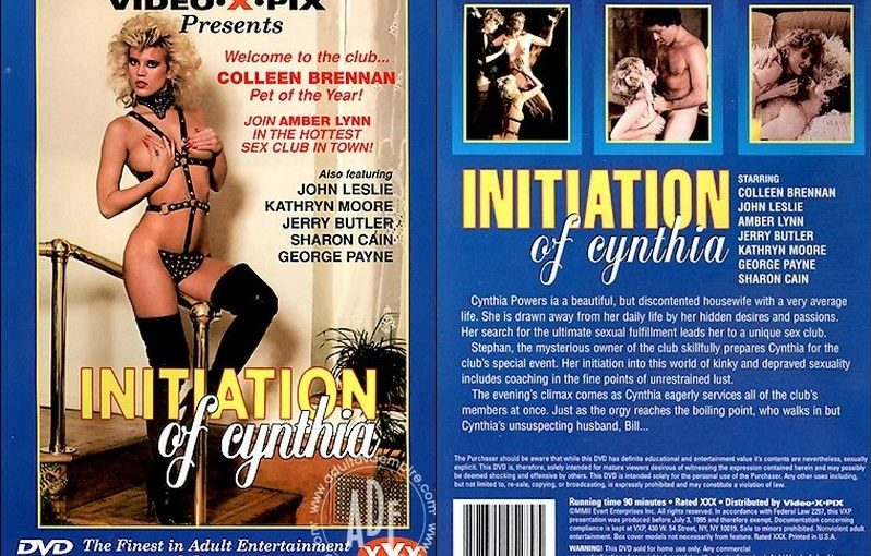 Initiation of Cynthia (1985) [Vintage Movie] [HQ] [Watch & Download]