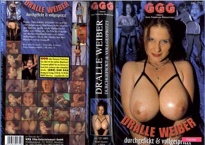 Dralle Weiber Durchgefickt & Vollgespritzt (1997) - [HQ] [Vintage Porn Movie] [Watch Online]