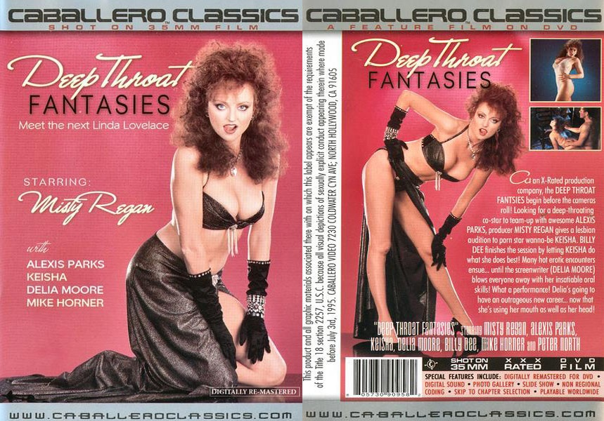 Deep Throat Fantasies (1988) [Vintage Porn Movie] [USA] [Watch & Download]