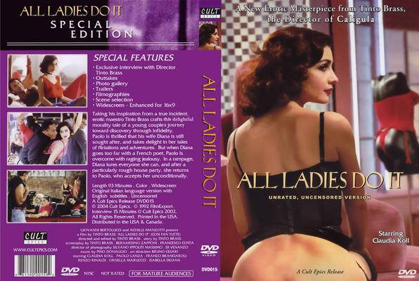 All Ladies Do It/Così fan tutte (1992) [Classic Nude] [Watch & Download]