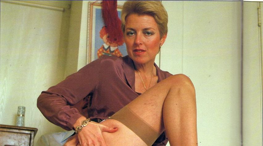 Wish Porn Magazines [Vintage] [Full Scans] Mature Peg