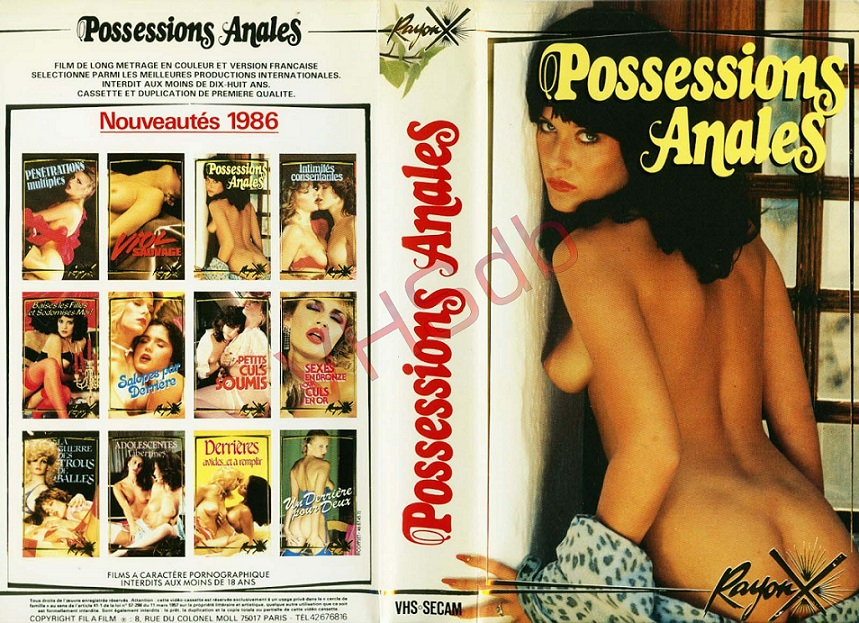 Possessions anales pour ingénues expertes (1985) (HQ) [Vintage Porn Movie] [Watch & Download]