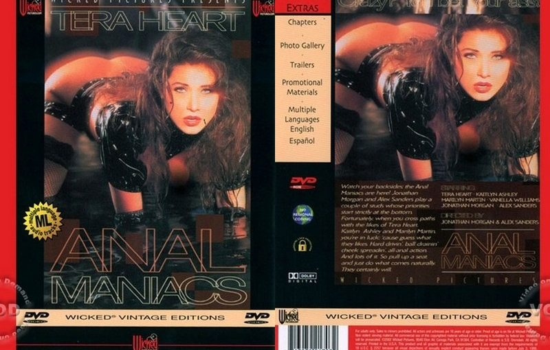Anal Maniacs 1 (1994) [Vintage Porn Movie] [Download & Watch]