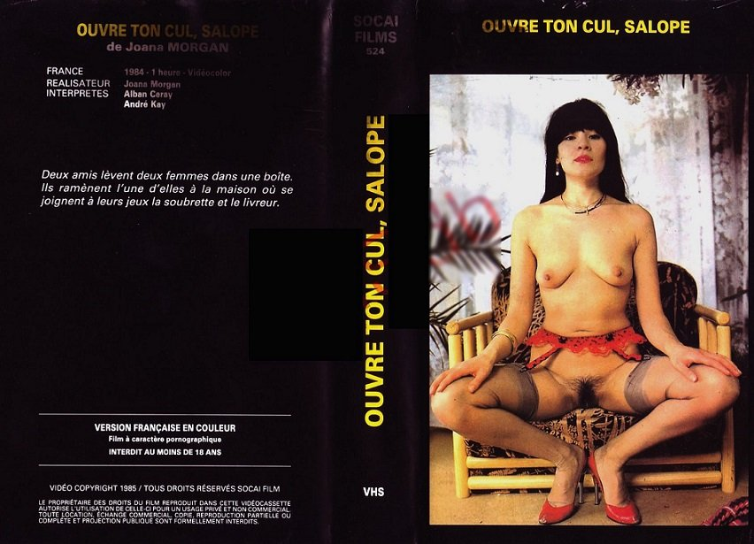 Ouvre ton cul, salope (1984) [FR] [HQ] [Classic Porn Movie] [Watch & Download]