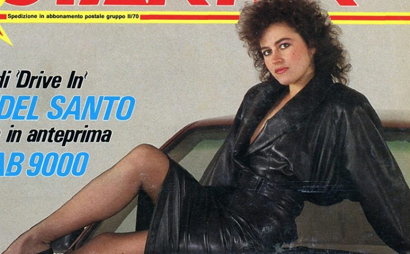 Starter (Italy) 1985 [Vintage Erotica Magazine] [Full Scans]