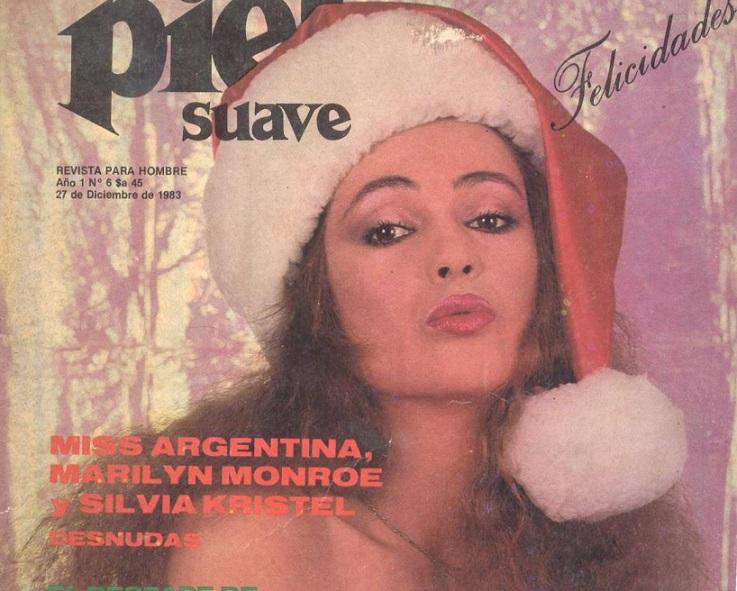 Piel Suave (Argentina) 12/1983 [Vintage Erotica Magazine] [Full Scans]