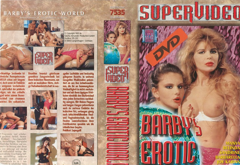 Barby´s Erotic World (1990) [GER] [SAP] [HQ] [Vintage Porn Movie] [Watch & Download]