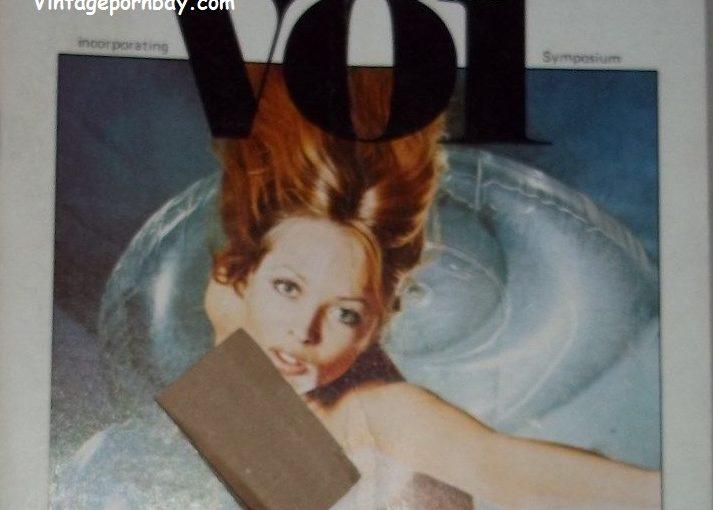 Voi British Vintage Erotica Magazine 1974 [Full Scans]