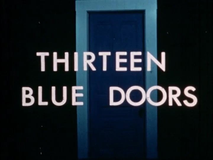 Thirteen Blue Doors (1971) [Vintage Porn Movie] [Watch and Download]