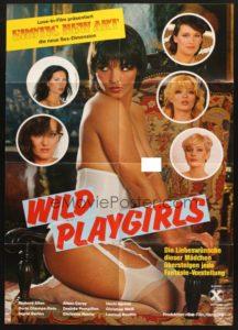 Wild PlayGirls (1982) (French) [Vintage Porn Movie] [Watch & Download]