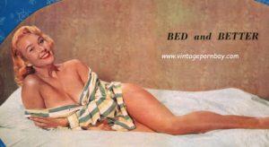 Jem Vintage Erotica Magazine Vol.2 #1, February 1950s [Full Scans]