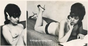 SULTRY Magazine (USA) Vol.1 No.1, 1964. [Full Scans]