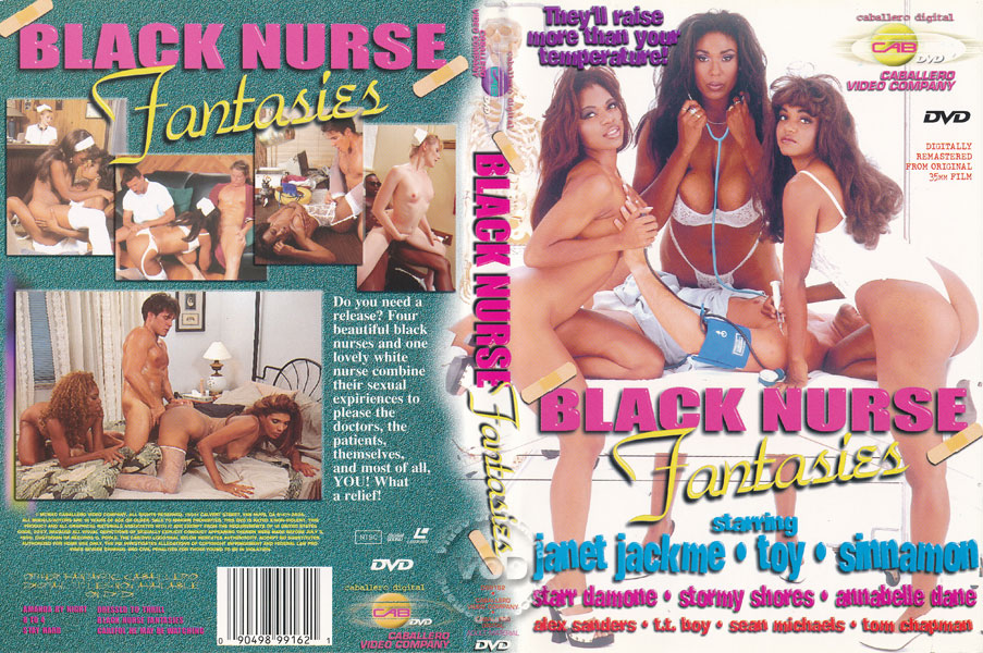 Black Nurse Fantasies (USA) (1994) (HQ) [Vintage Porn Movie] [Watch & Download]