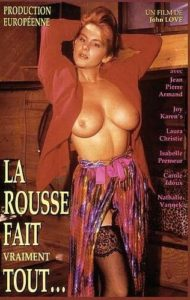La Rousse aux gros seins (1989) (French) [HQ] [Vintage Porn Movie] [Watch and Download]