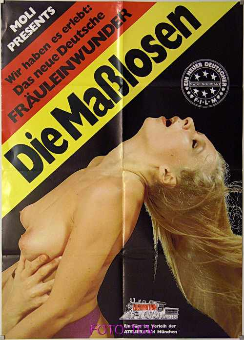 Die Masslosen (1979) (Germany) [HQ] [Vintage Porn Movie] [Watch and Download]