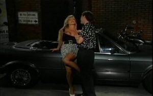 """Danielle Rodgers from """" Denim """" 1991 scene 2"""