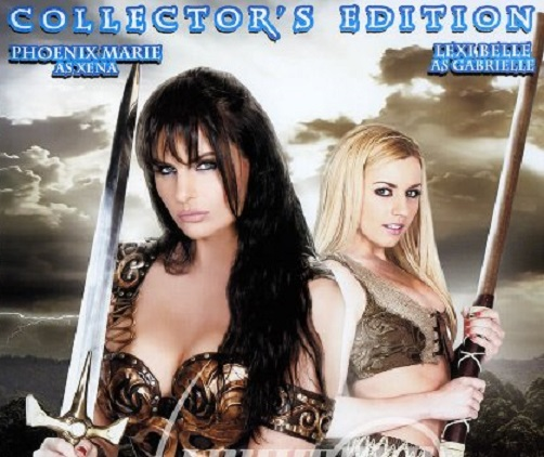 Xena XXX An Exquisite Films Parody (2012) (HQ) [Download Links]