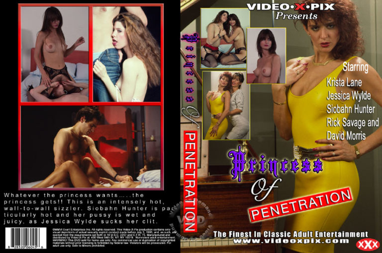 Princess Of Penetration (1988) (USA) [HQ] [American Vintage Porn Movies]
