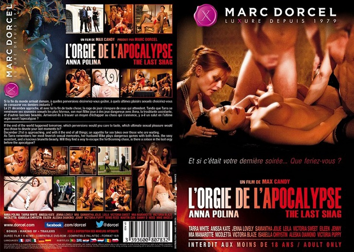 L'orgie de l'apocalypse (2012) (French) [HQ]
