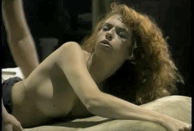 Patricia Kennedy Making Tracks (1991) Scene 3.