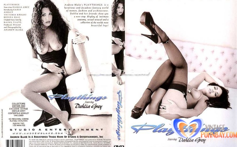 Andrew Blake - Playthings (1999) (Rare Movie) [Download]