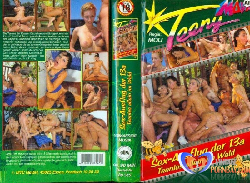 Sex-Ausflug der 13a (1999) (German)