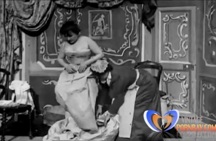 Antique Mature Erotica (Erotic Video from 100 years ago!)