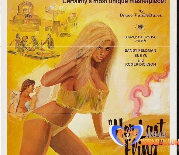 Her Last Fling (1977) Vinegar Syndrome Vers. [HD] 720p