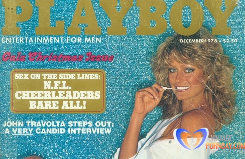 Playboy 1978 December by JC [Full Magazine Scans]