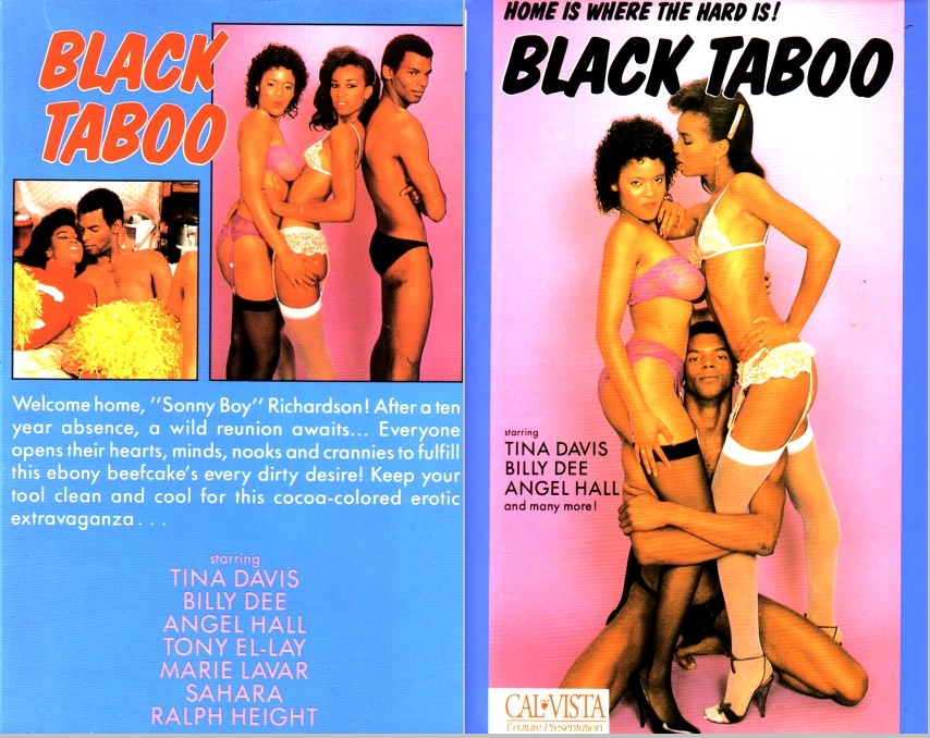 Black Taboo 1 (1984) (US) [Download]
