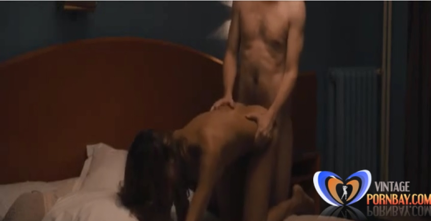 He finds his woman in a hotel room!