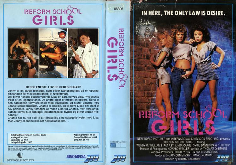 Reform School Girls (1986) [HQ] [Download]