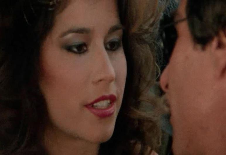 Suzi and the Cop scene in a film directed by Steve Scott