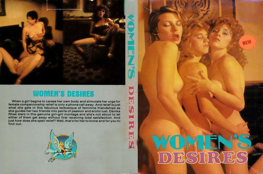 Women's Desires (1984) – [Bizarre Video] [HQ] [Download]
