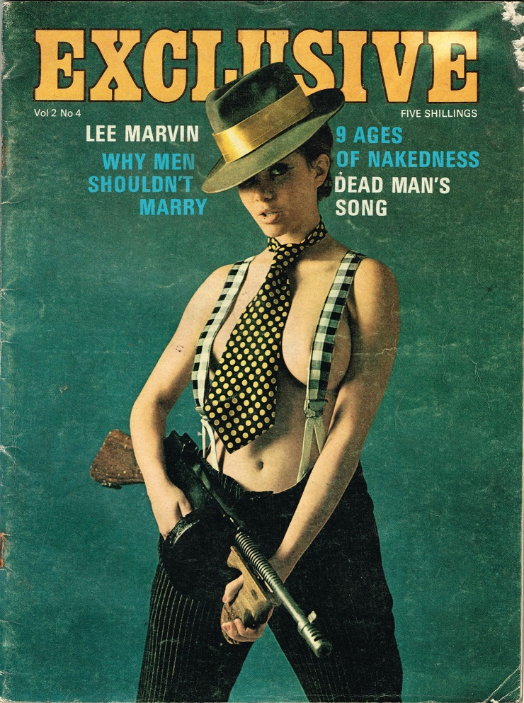 Exclusive magazine (UK) – late 1960s [Download]
