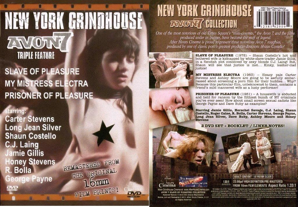 Slave Of Pleasure (1978) (ENG) [HQ] [Download]