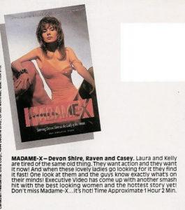 Madame X (1990) [Download]