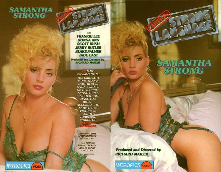 Samantha Strong Language (1989) (From Bang Gang Triple Feature) [Download]