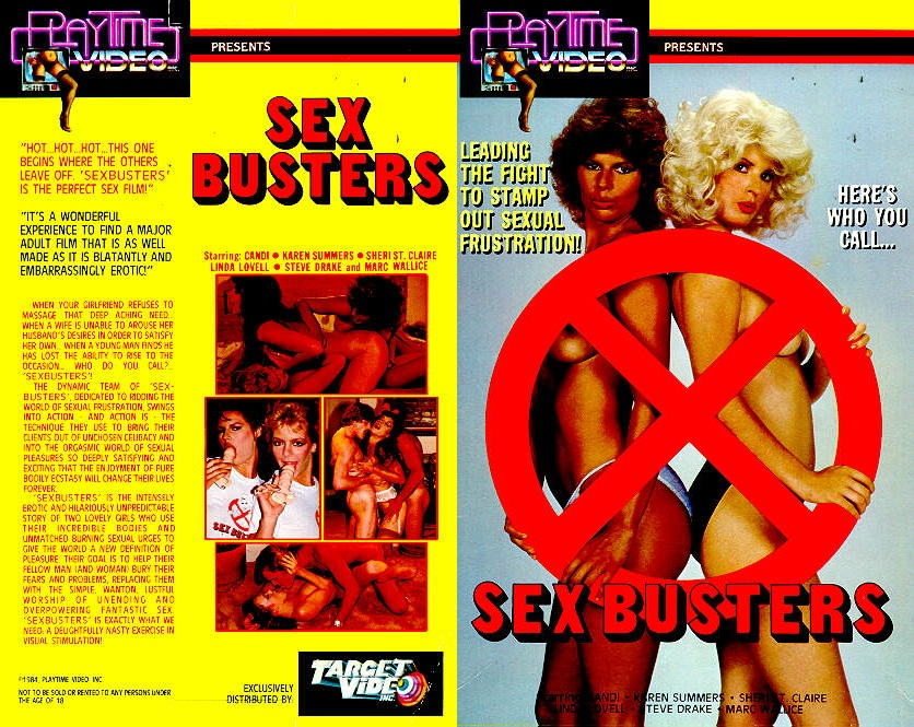 Sex Busters (1984) (US) [Download]