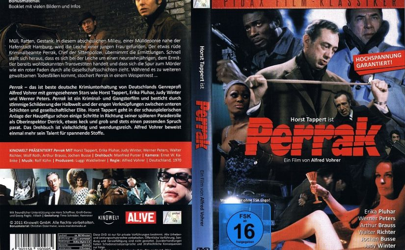 Perrak (1970) (Deutsche) Vintage Softcore/Nude Movie [HQ] [Download]