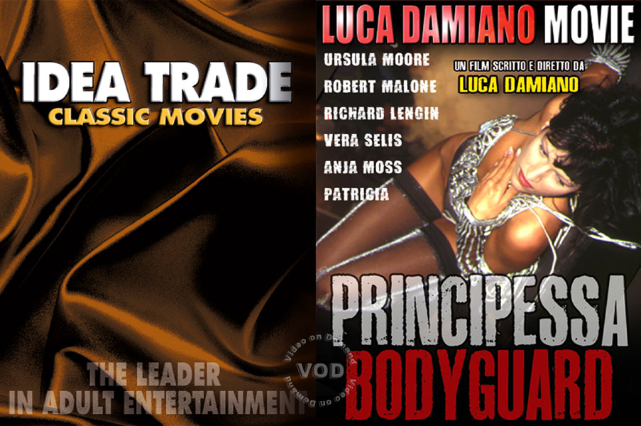 The Princess, The Bodyguard & The Strip-teaser (1996) (ITA) [Download]