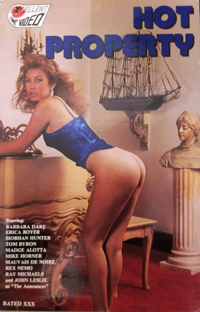 Hot Property (1989) (Rare)- Barbara Dare, Erica Boyer [HQ] [Download]
