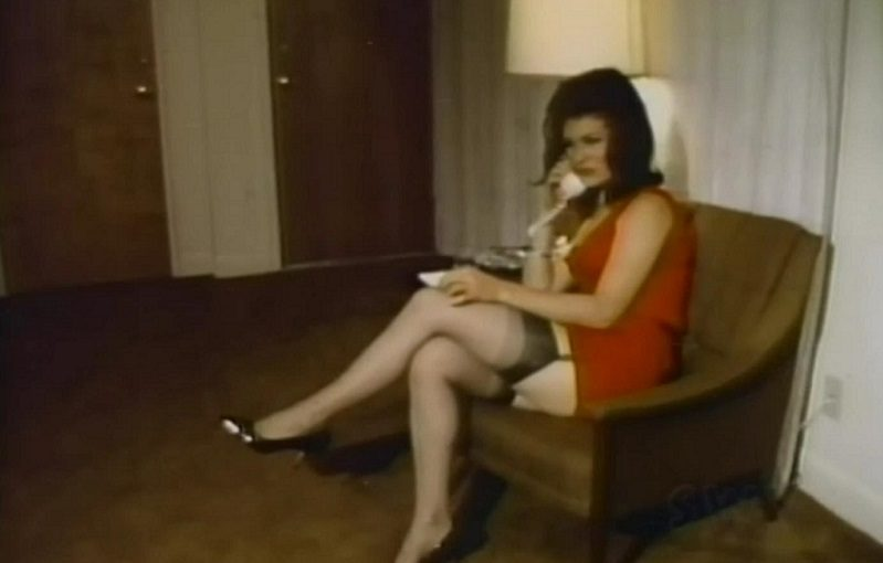 Spiked Heels and Black Nylons (1967) (Softcore) [Download]