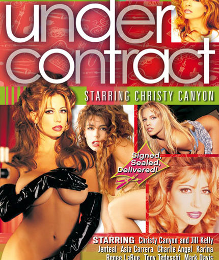 Under Contract Christy Canyon (1980s-90s) (compilation) [Download]