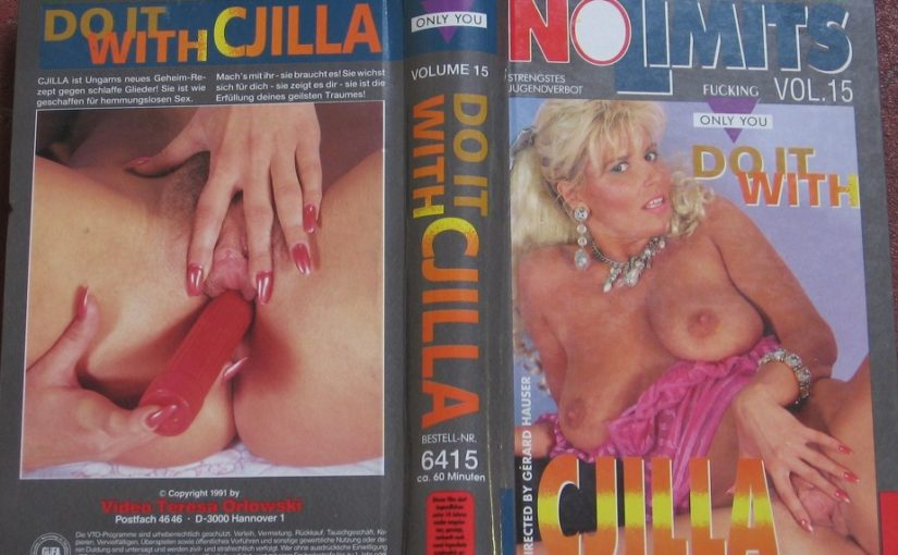 No Limits Fucking Only You 15 – Do It With Cjilla (1991) (DE) [Download]