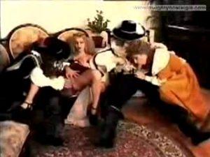 Three Musketiers (1980) (Rare) [Classic Porn Movie Clip] [Download]