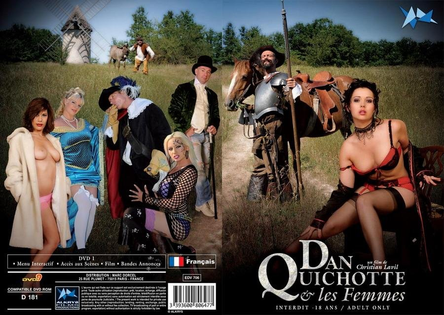 Dan Quichotte et les Femmes (2011) (French) [Download]