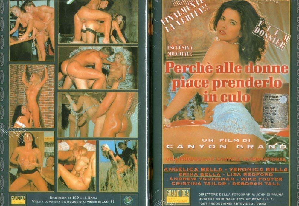 Perché alle donne piace prenderlo in culo (1998) (Italian) [Download]